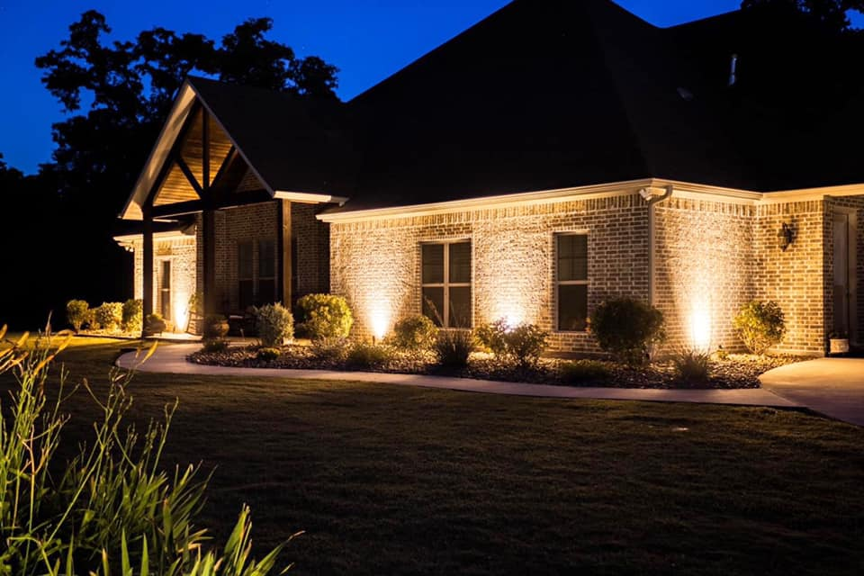"""Featured image for """"How Luxury Landscape Lighting Can Transform Your Property"""""""